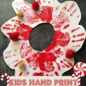 Kids-Christmas-activity-quick-craft-wreath-handprint