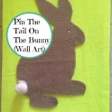 easter-bunny-wall-art