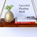 floating shelf featur