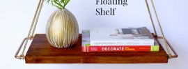 floating shelf featured image