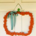 puzzle pumpkin wreath (1)