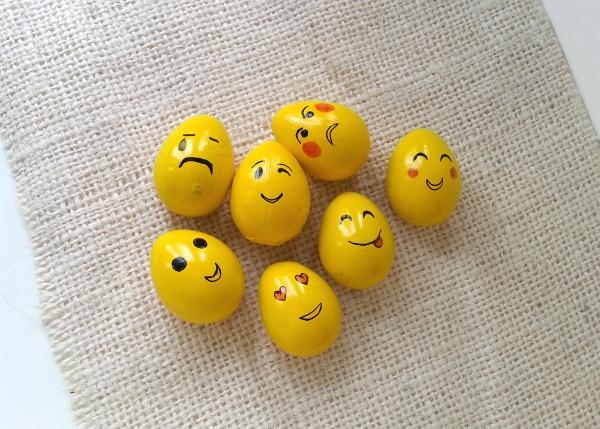 Easter Emoji Egg
