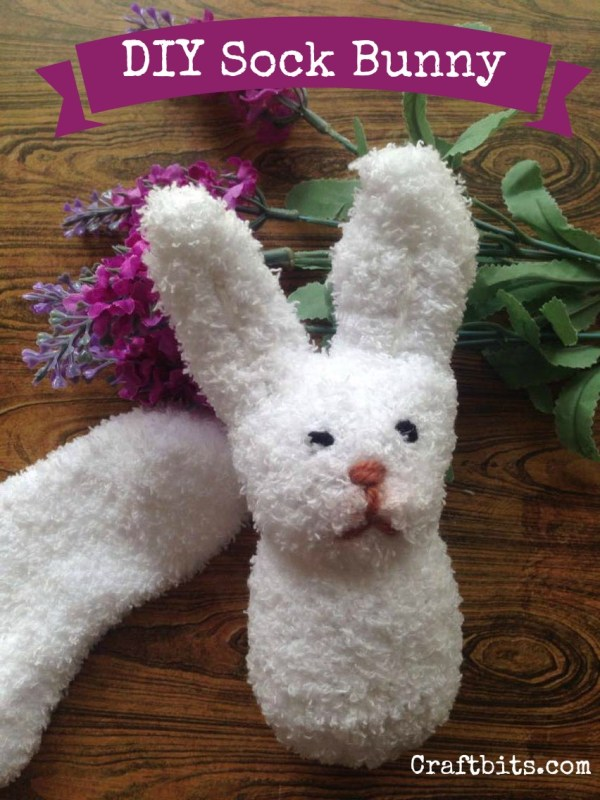 Easter-craft-kids-free-bunny-sock-pattern