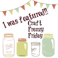 Craft Frenzy Friday #76