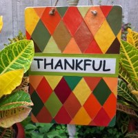 Thankful Sign (Throwback Thursday)