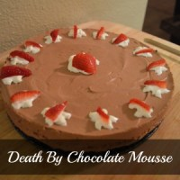 Whip It Up Wednesday-Death By Chocolate Mousse