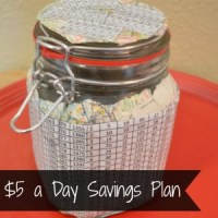 $5 A Day Savings Plan