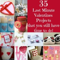 35 Last Minute Valentines Projects