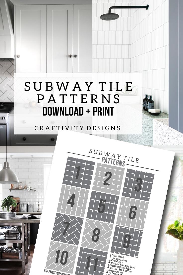 Fullsize Of Subway Tile Sizes