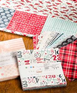 Charming Squares Collection Pack