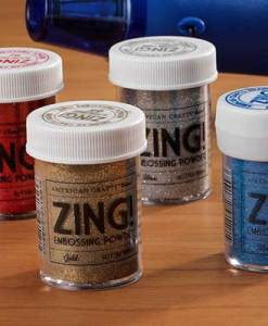 ZING! Embossing Powders