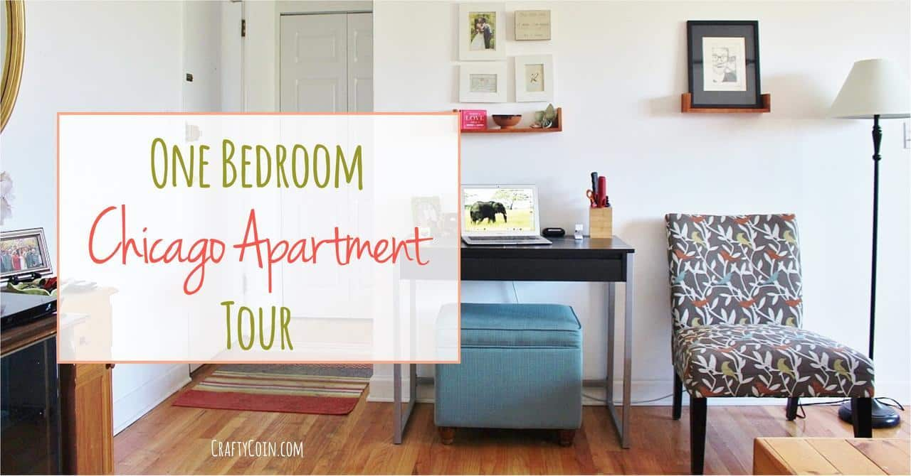 One Bedroom Chicago Apartment Tour
