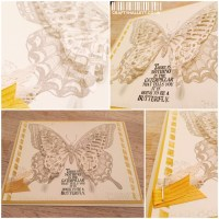 Swallowtail Stamp from Stampin' Up! has a New Framelit Friend!