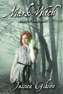 Mark of the Witch by Jessica Gibson #bookreview