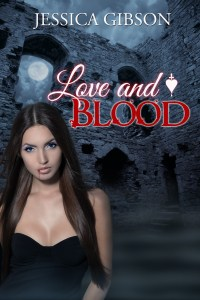 Love and Blood by Jessica Gibson #Interview #booktour