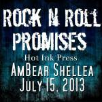 Promises and Rock n Roll Tour by Ambear Shellea #booktour