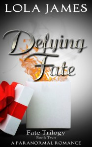 Defying Fate by Lola James Release Day Blitz! #bookpromo