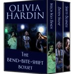 It's finally here! The Bend-Bite-Shift by Olivia Hardin Box Set! #bookset #cheapreads