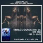 Complicated Creatures by Alexi Lawless #book review #authorpost