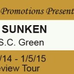 The Sunken by S.C. Green @goddesfish #bookReview