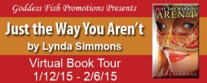 Just the Way You Aren't by Lynda Simmons #giveaway #flashFiction