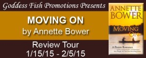 Moving On by Annette Bower @goddessfish