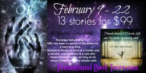 Of Mist And Magic Anthology – UNTOUCHABLE by SM Blooding #giveaway