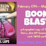 Defcon Darcy by AJ Lape #bookBlast