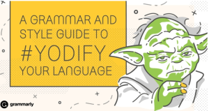 #Yodify Your Grammer