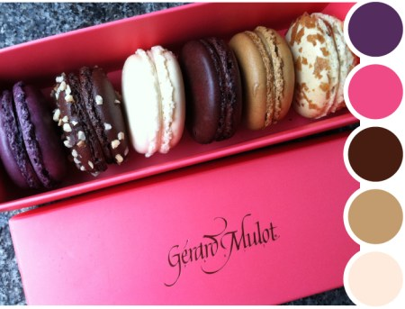 French Macaroon Color Inspiration