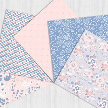 rose and serenity paper