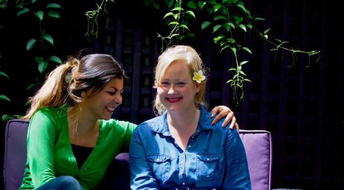 Tina & Maryam for Indigo May 2014