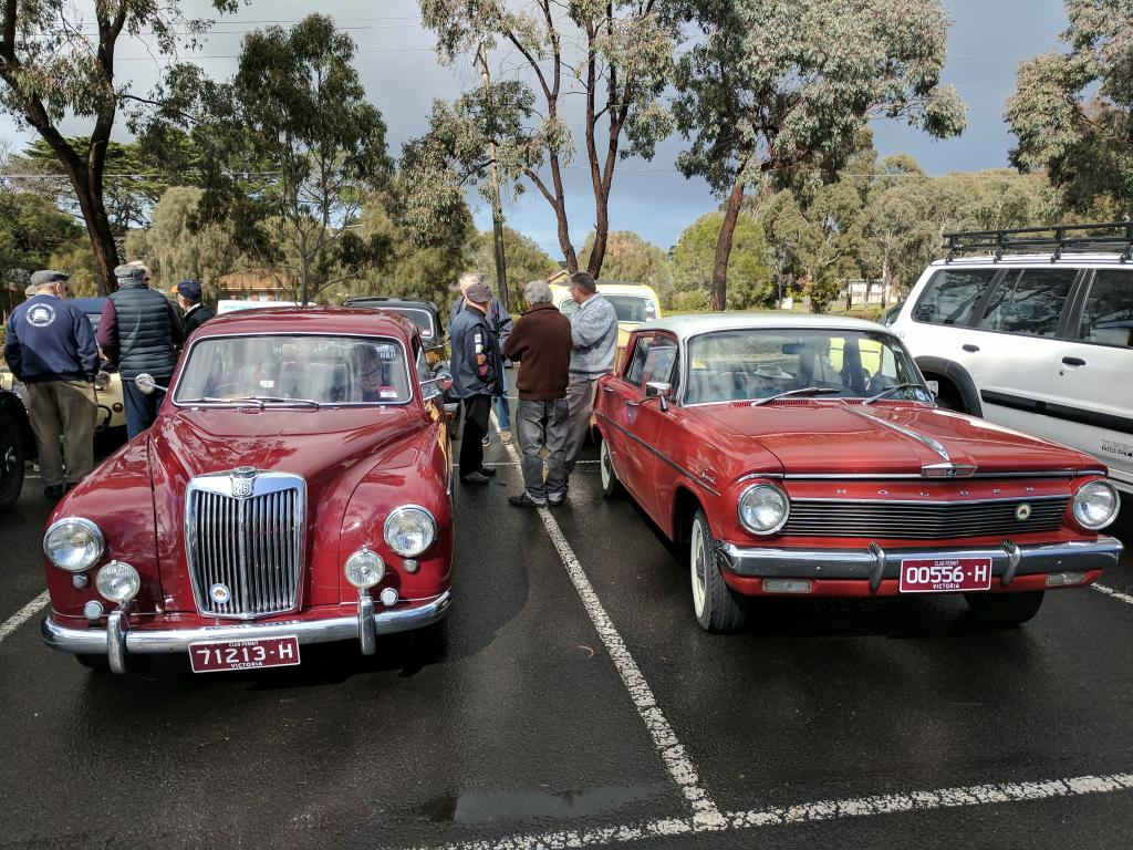 Southern Peninsula Classic and Historic Car Club – www.CrankHandle ...