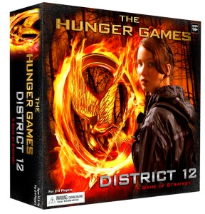 District 12 the Game from WizKids box cover art.
