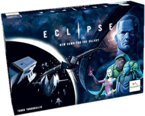 Box art for Eclipse made by Asmodee Games
