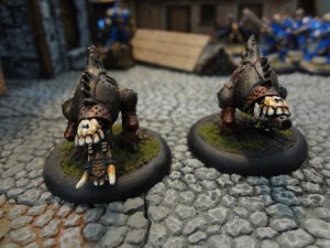 Two Bonejacks painted by a different painter than punkrabbit