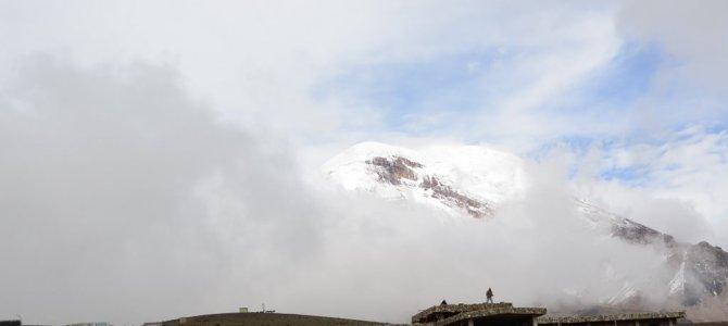 Visiting Mt. Chimborazo in Ecuador