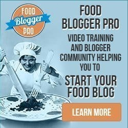 Food Blogger Pro Membership