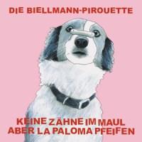 Keine Zähne im Maul aber La Paloma pfeifen – Die Biellmann-Pirouette