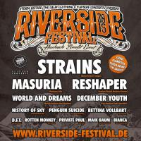 Riverside-Festival 2015 –Interview mit Phil Gieselbach