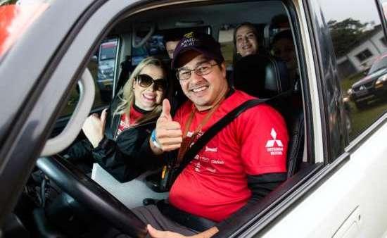 Passeios serão em várias partes do Brasil. (Foto: Adriano Carrapato / Mitsubishi)