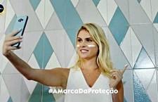 A marca Para engajar pessoas nessa causa, e mudar o hábito dos brasileiros quanto ao uso de protetor solar, NIVEA SUN lança o movimento #AMarcaDaProteção