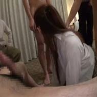 【集団レイプ動画】SNSで知り合った女子高生を騙してホテルに監禁し鬼畜集団が連続中出しレイプ・・・