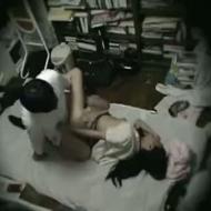 【ロリレイプ動画】ナンパした女子高生が生意気だったから強引に部屋に連れ込んで中出しレイプしたったwww
