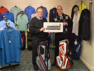 CRCF to Raffle Golf Trip at Annual Tournament