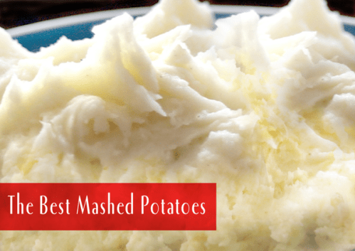 Best Mashed potatoes from hautemealz.com