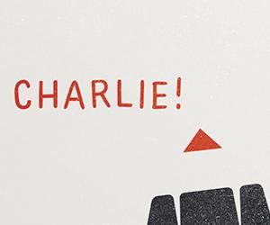Плакат «Je suis Charlie»