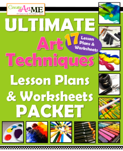 ULTIMATE Lesson Plans & Worksheets PACKET