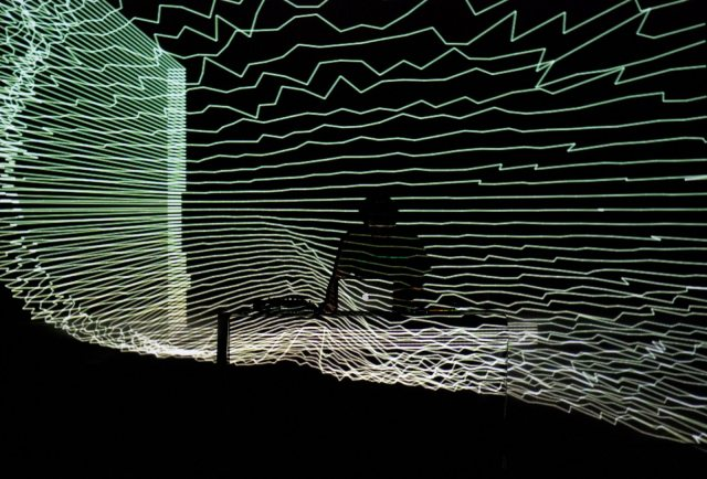 From Macedonia, Raw_Geometry by Noitu. And this joins other audiovisualism presented with CDM tonight in Belgrade. Photo courtesy the artist.
