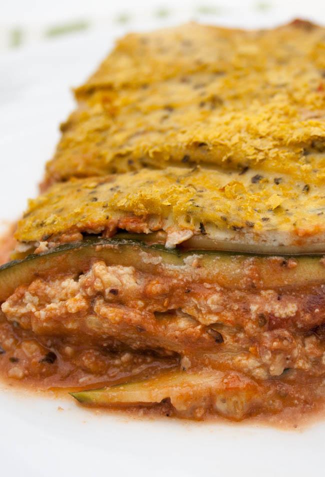 Guilt-Free Lasagna
